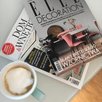 Poniedziałek często zaczynamy od dawki kawy i literatury.