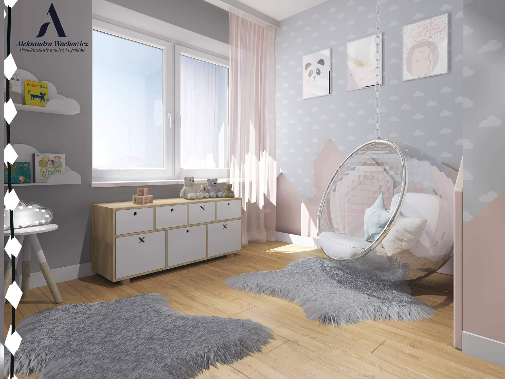 aleksandrawachowicz_projekt_pokoju_dziewczynki